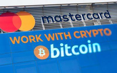 Mastercard har patent på Kryptobetalningar via kreditkort