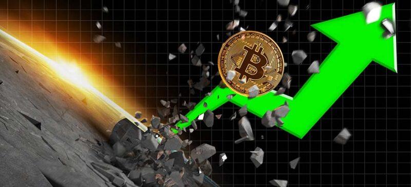 Banker tappar värde jämfört med Bitcoin