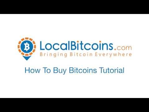 LocalBitcoins – hur funkar det?