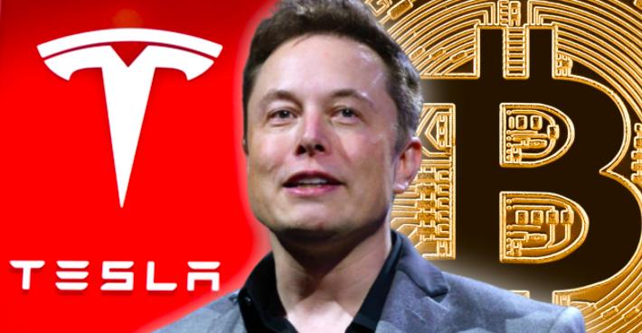 Elon Musk investerar i Bitcoin?
