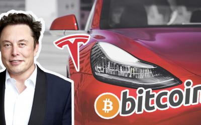Tesla investerar 1.5 miljarder dollar i bitcoin
