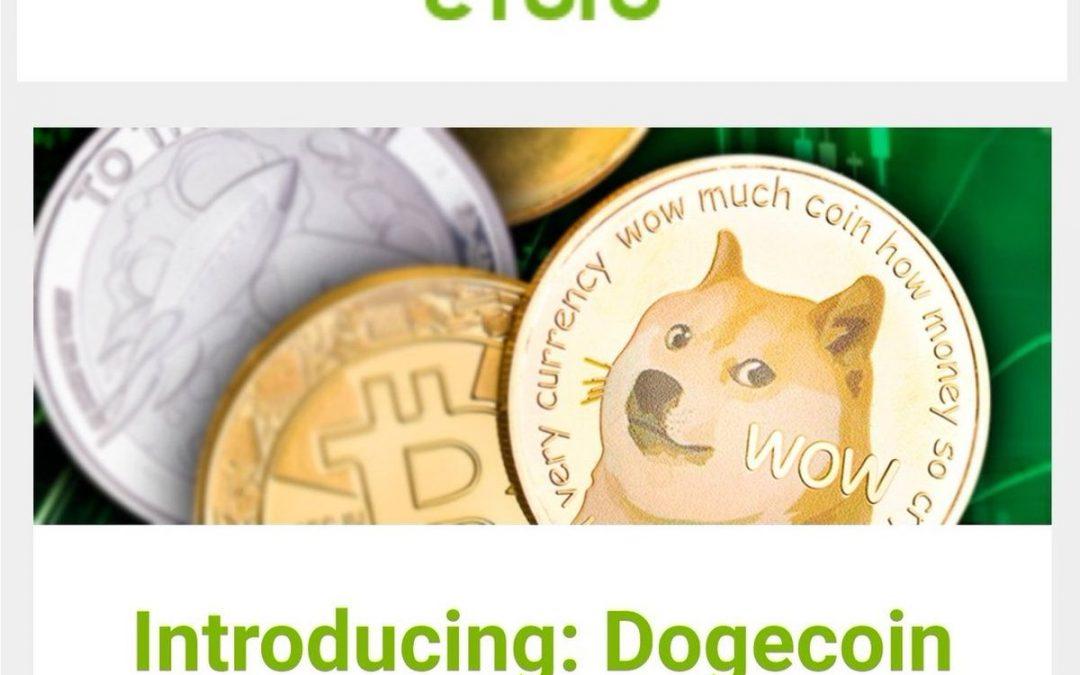 Köp Dogecoin med eToro