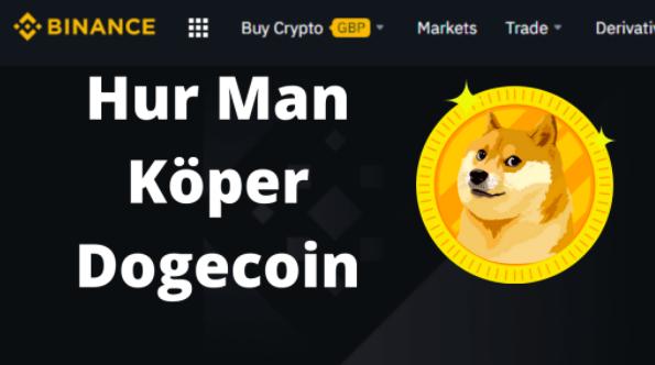 Köp Dogecoin