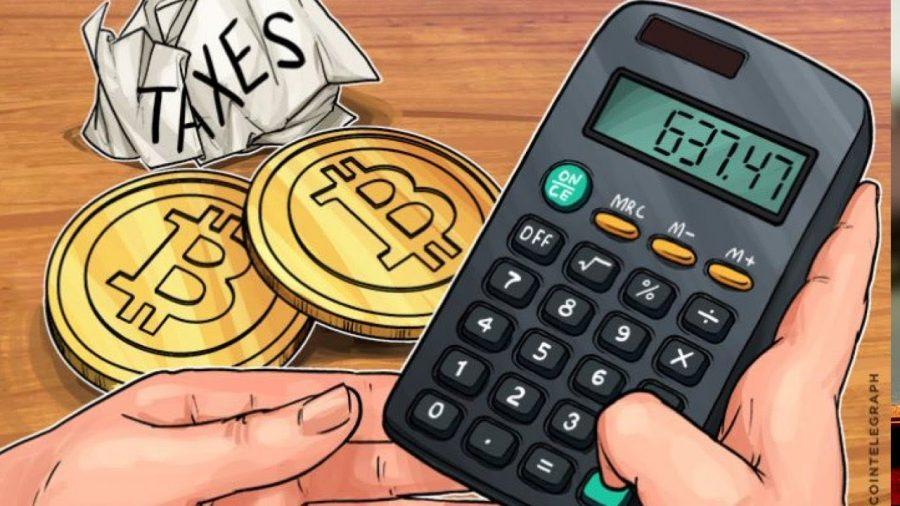Skatt på Bitcoin