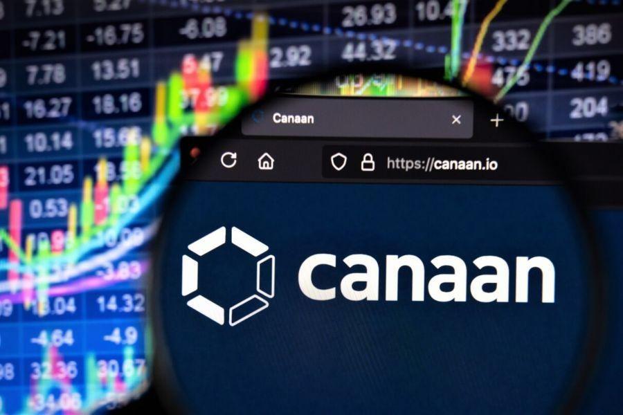 Canaan flyr Kina för Kazakstan