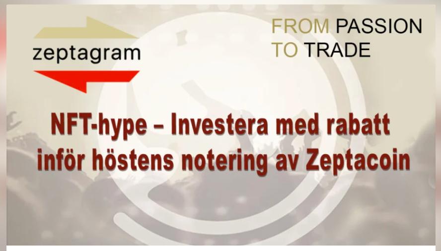 Zeptagram – Musikrättigheter på Blockchain