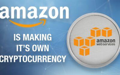Amazon Jobbar Vidare med Kryptovaluta
