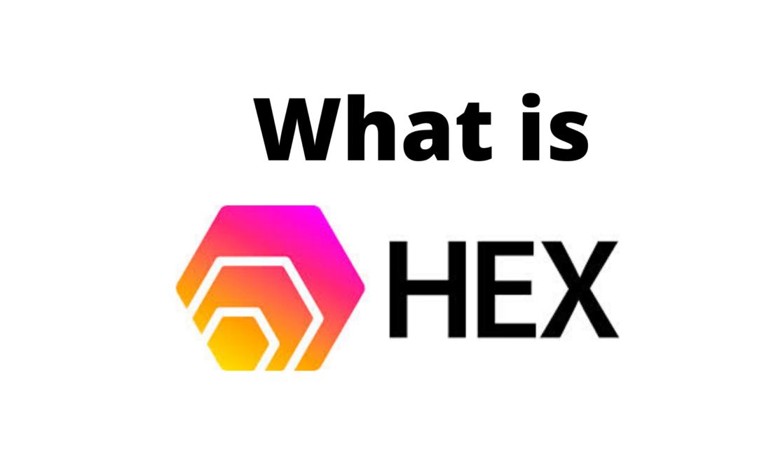 Hex – Nu Världens Tredje Största Kryptovaluta