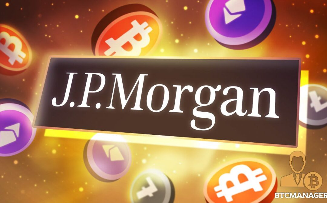 JP Morgan Lanserar Kryptofonder