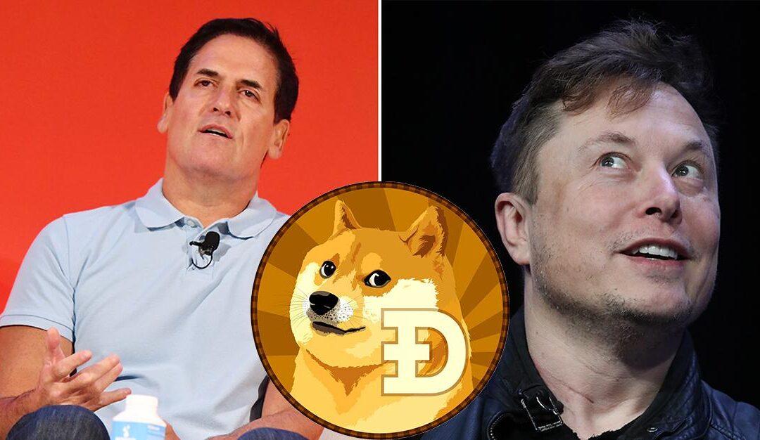 Mark Cuban Lovordar Dogecoin