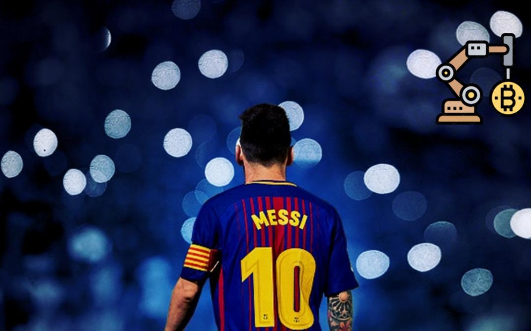 Messi Får Betalt i Paris Saint-Germain Fan Token
