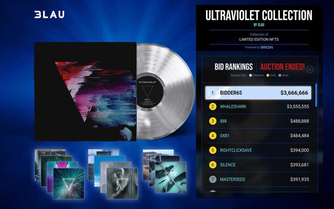 Royal – Ny NFT Plattform för Musik av 3LAU