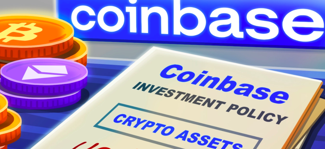 Coinbase Investerar Extra Mycket i Kryptovaluta