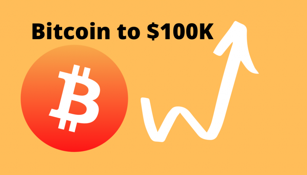Bloomberg: Bitcoin Mot 100 000 Dollar