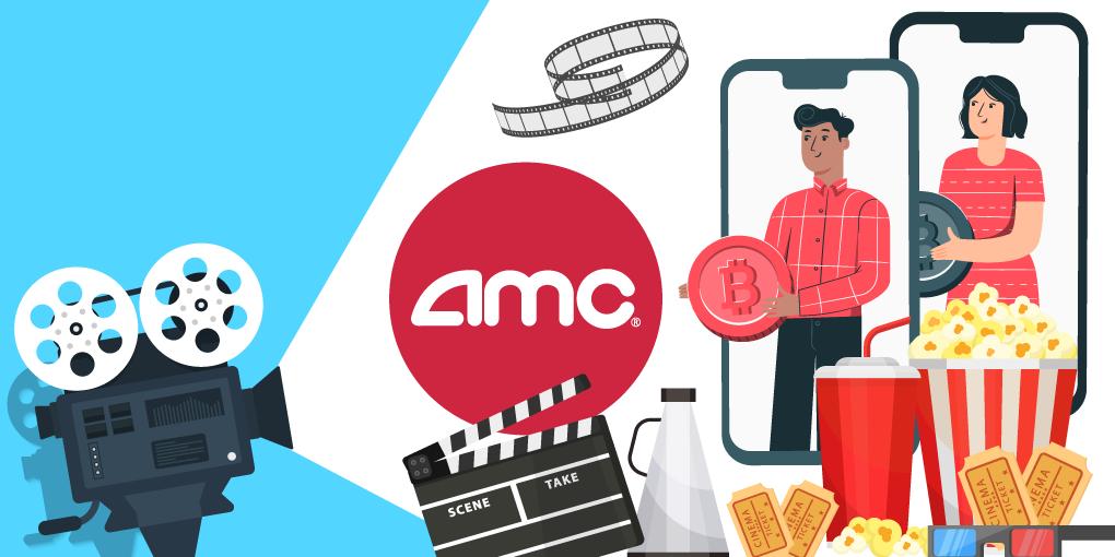 AMC Rullar Ut Bitcoin Betalningar På Biografer
