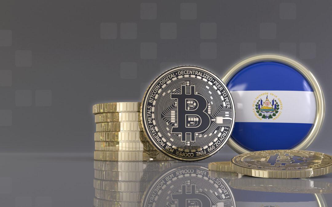 Bitcoin Lagligt Betalningsmedel I El Salvador