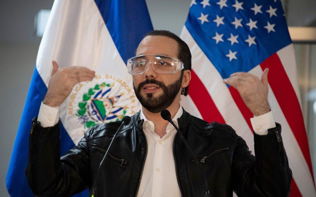 El Salvador Får Sämre Kredit Rating