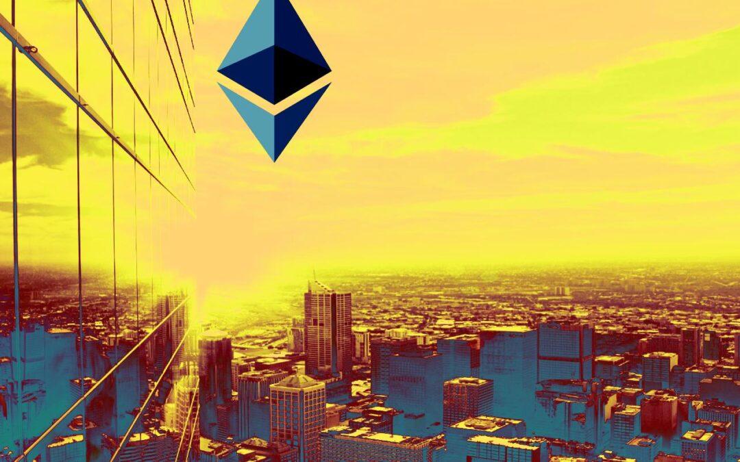 Ethereum Mot Nya Rekord Nivåer