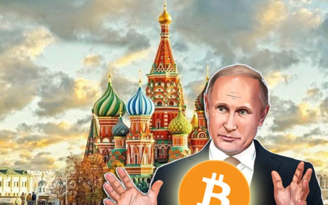 Ryssland Inte Redo För Bitcoin