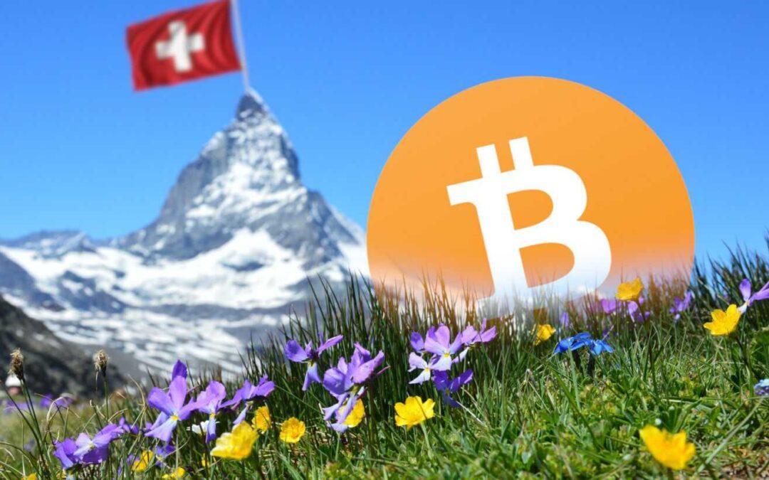 Schweiz Första Kryptofond Godkänd