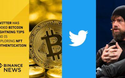 Twitter Lanserar Bitcoin Betalningar