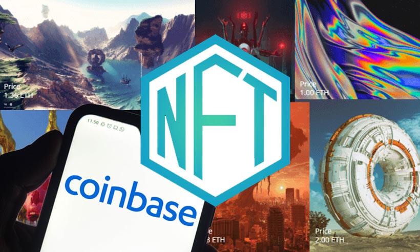 Coinbase NFT – Unik Plattform Med Socialt Fokus