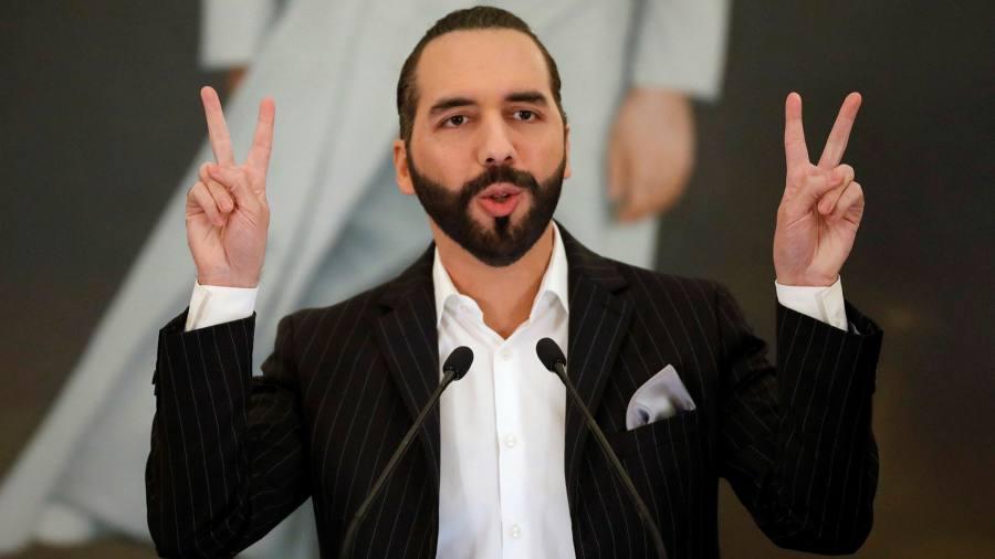 El Salvador: President Bukele Triumferande